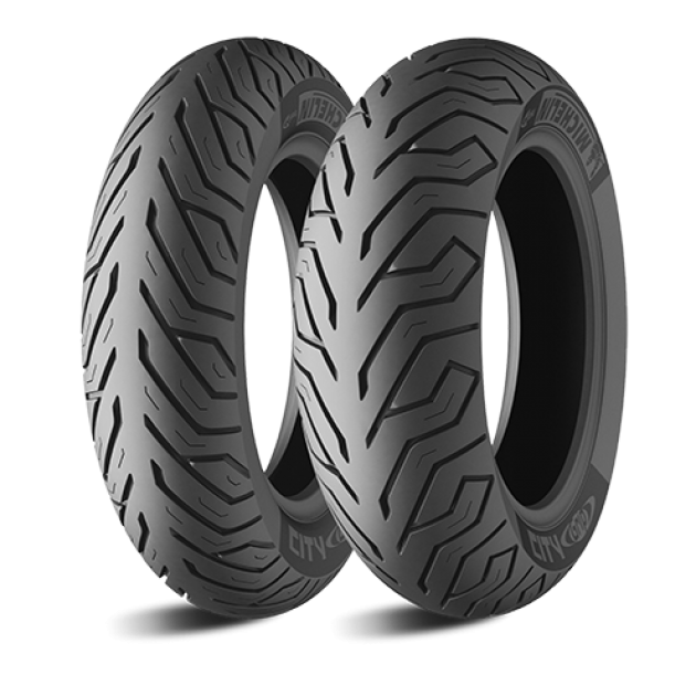 100/80-14 M/C 48P CITY GRIP F TL/TT Michelin Κωδικός: 336154