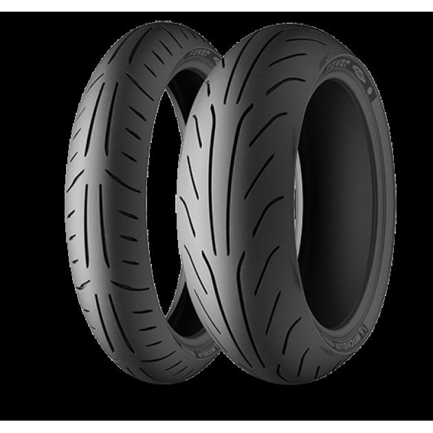 120/70-13 M/C 53P POWER PURE SC F TL Michelin Κωδικός: 424346