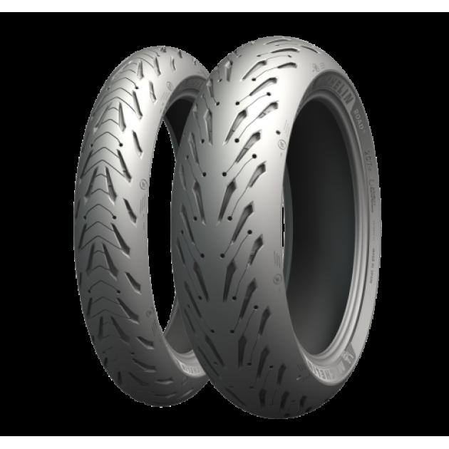 120/60 ZR17 M/C (55W) ROAD 5 F TL Michelin Κωδικός: 94996