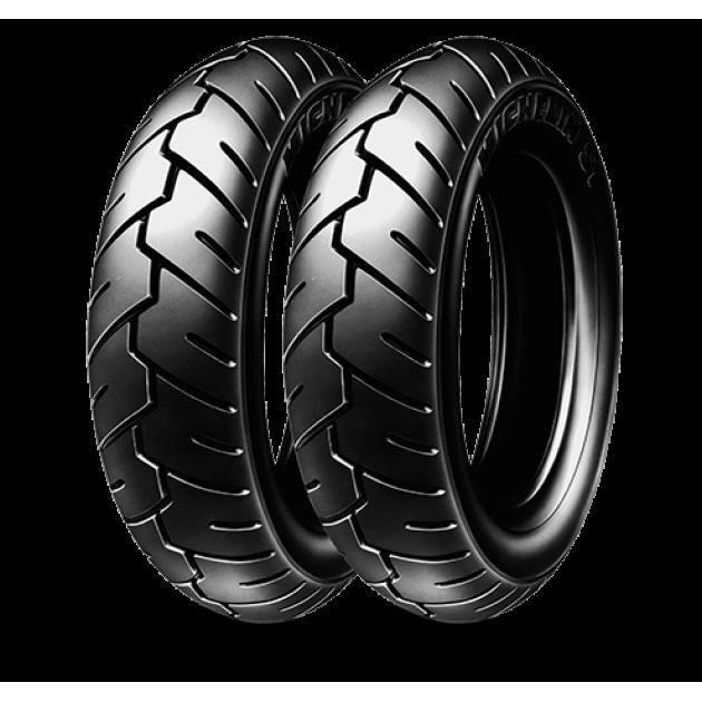 100/80-10 53L S1 TL/TT Michelin Κωδικός: 534454