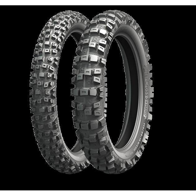 110/90-19 M/C 62M STARCROSS 5 HARD Michelin Κωδικός: 643728