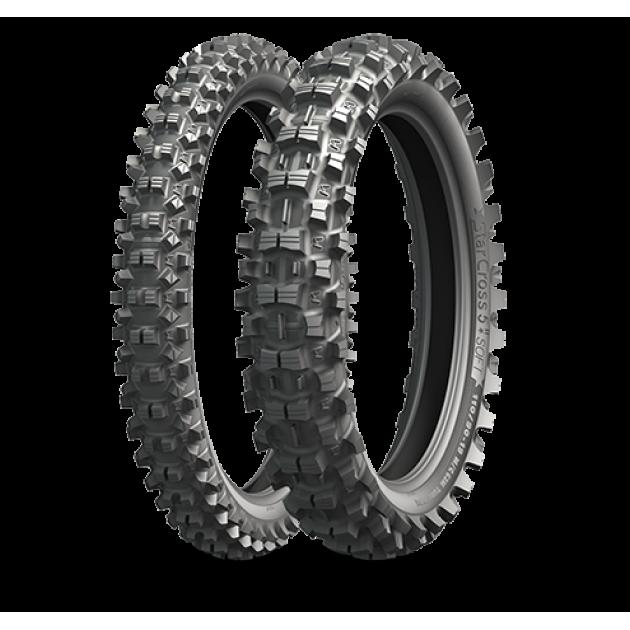 100/100-18 M/C 59M STARCROSS 5 SOF Michelin Κωδικός: 143683