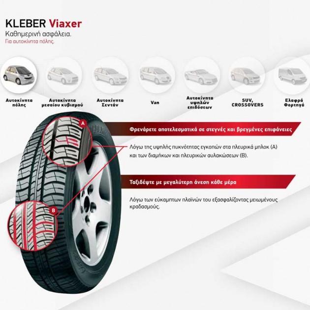 145/70 R13 71T Kleber VIAXER | ΚΩΔΙΚΟΣ: 793952